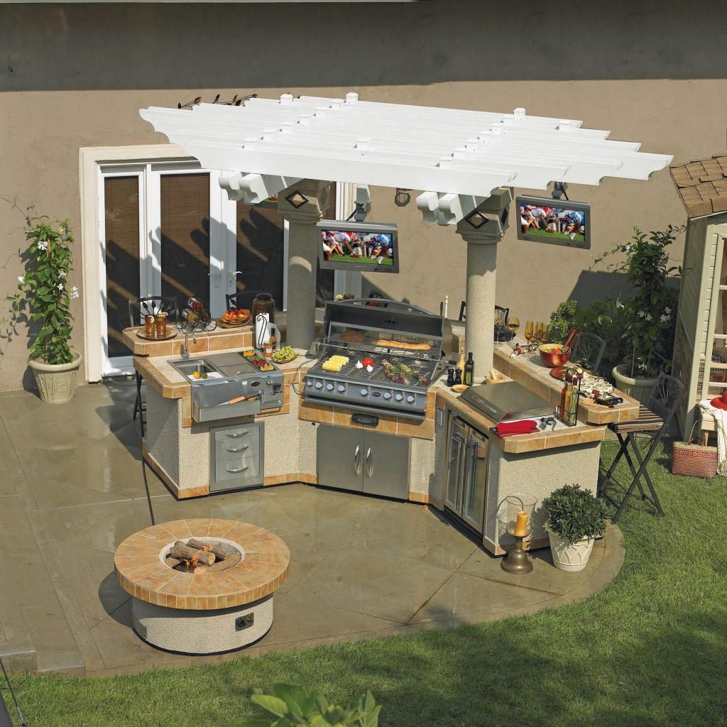 GPV3100 Outdoor Kitchen