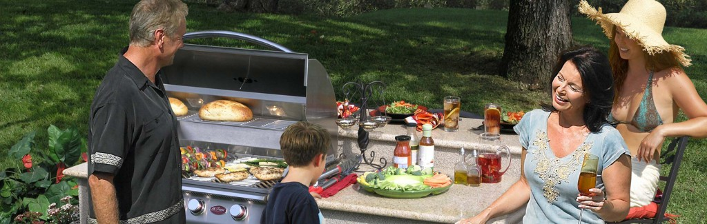 Cal-Flame-BBQ-Outdoor Kitchens